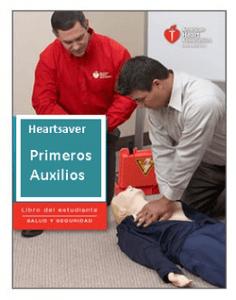 Heartsaver Primo Auxilios