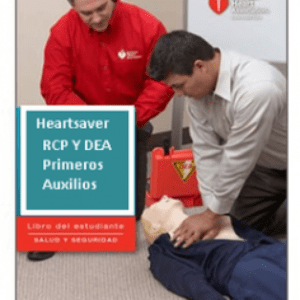 Spanish First Aid and CPR