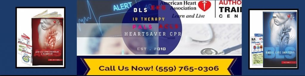 IV Therapy Certification | American Heart Courses | First Aid Classes