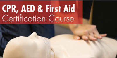 EMS Safety CPR First Aid AED